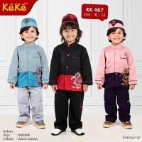 Kekesumut KK 467 Baju Koko Anak Busana Muslim Keke Branded Ori