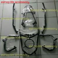 Aksesoris Protector Body Motor Yamaha X-Ride Full Set Body Guard