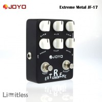 Efek Gitar Joyo Extreme Metal JF-17 JF17 JF 17 Original
