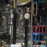 motherboard asrock z77 extreme 6 Lga 1155