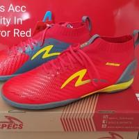 Specs Futsal Acc Infinity Emperor Red - Ori