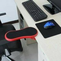 bantalan dudukan tangan siku lengan meja laptop komputer arm support