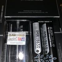 Authentic BLACKCELL 18650 3100mAh 40A   batere vape bukan Awt, Kdest