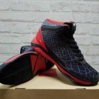 Sepatu Basket Piero Drago Black/Red
