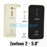 Backdoor Polos Asus Zenfone 2 - 5.0 ZE500CL z00d Tutup Casing Baterai