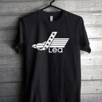 kaos oblong t-shirt Lea keren size xl xxl xxxl xxxxl murah