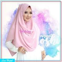jilbab instan / hijab instan pashmina OSHI murah hana najwa terbaru