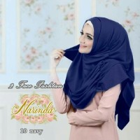 jilbab instan / hijab instan pashmina DRAVIA murah hana najwa terbaru