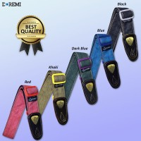 Strap Guitar James Denim / Strap Guitar Jeans