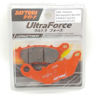 Dispad Depan Mio Sporty Mio Soul Fino Xeon Daytona Lapinus Fibers