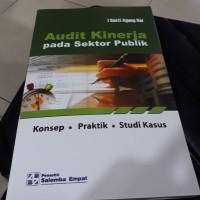 BUKU AUDIT KINERJA PADA SEKTOR PUBLIK I GUSTI AGUNG RAI