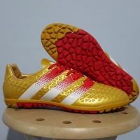 Sepatu futsal / putsal / footsal Adidas Ace 2016 Gold TF / Gerigi Repl
