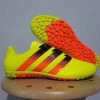 Sepatu futsal / putsal / footsal Adidas Ace 2016 Yellow TF / Gerigi Re