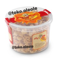 Pop U Corn Popcorn Rasa Original Caramel (300 gram)