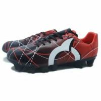 Sepatu Bola Ortuseight Ventura FG Red Black White