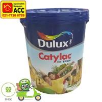 Dulux Catylac Exterior Cat Tembok Luar Putih 25Kg (Gojek Grab Only)