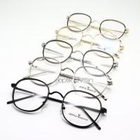 Free Lensa Minus! Kacamata Korea GM Bulat