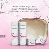 Paket Arischa Beauty Secret Kosmetik Perawatan Wajah Original BPOM