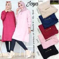 Baju Atasan Wanita Muslim Blouse Joya Tunik Hasna