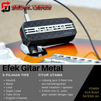Mini Amp Amplug Efek Gitar Metal Mini Drive JOYO JA-03 A080