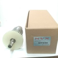 Armature / angker / rotor NVX for MT 240