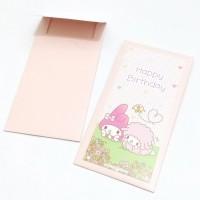 Amplop Angpao Ulang Tahun / Money Envelope for Birthday My Melody 02