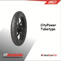 Ban Luar Motor FDR Tube Type City Power 100 90-18 Ban Motor