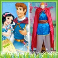 Baju Pangeran Snow White SZ 2 - 7 Thn