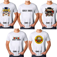 Baju Kaos Guns N Roses - PROMO