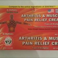 Arthritis & Muscle Pain Relief Cream Topical Analgesic (Rematik Cream)