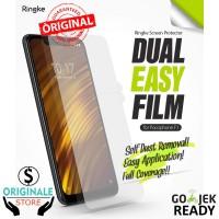 Screen Protector Xiaomi Pocophone F1 Full Cover Ringke Dual Easy Film