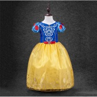 Kostum Princess Snow White /Dress Putri Salju /Baju Anak Perempuan