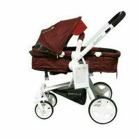 Stroller BabyElle Quatro/Stroler Baby Elle Murah/Kereta Dorong Bayi
