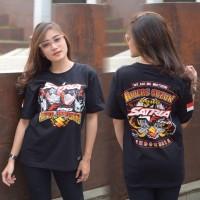 Tshirt Satria FU Kaos SUZUKI SATRIA F Baju Motor SATRIA F BONUS STIKER