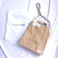 CDG Comme des Garcons SHIRT Tote Bag not off white bape assc supreme
