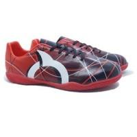 100% ORIGINAL - Sepatu Futsal Ortuseight Ventura IN (Red/Black/White)