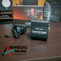 A-Pro Audio Phantom Power 48v untuk semua mic condensor