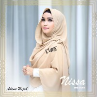 jilbab instan pashmina murah syari khimar hana najwa terbaru NISSA