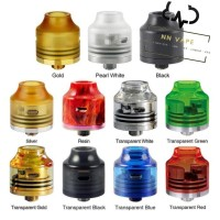 Oumier Wasp Nano Clear Cap RDA Authentic