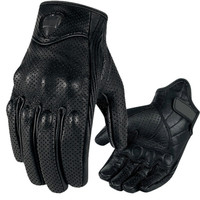 Sarung Tangan Motor Kulit Gloves Leather Touch