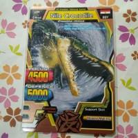 strong animal kaiser bronze friend nile crocodile s1