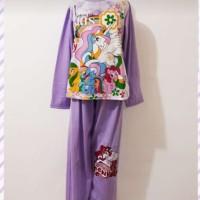 Baju Tidur Little Poni Anak Tanggung 8-12 th / Setelan Baju Tidur Anak