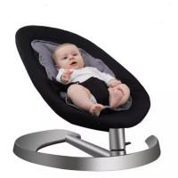 Ready Ayunan bayi bouncer bayi mirip nuna leaf curve import warna grey