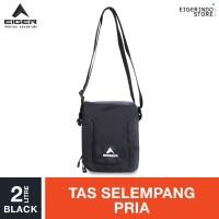 Eiger Transform Pouch Shoulder Bag 2L - Black