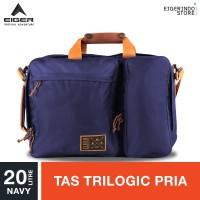 Eiger 1989 Portmantes Trilogic Bag 20L - Navy