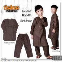 Baju Koko Anak Alzam By Thaluna
