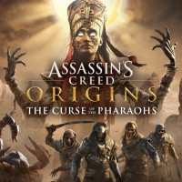 DVD GAME / PC GAME Assassins Creed Origins The Curse of the Pharaohs