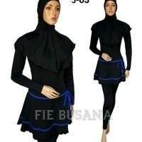 baju renang muslim jumbo size xxxxl