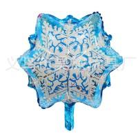 XFSF 50 X 55 CM snowflake salju balon foil aksesoris dekorasi natal