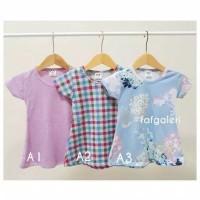 Atasan 6-12 Bulan Anak Bayi Perempuan Katun Premium - Baju Anak